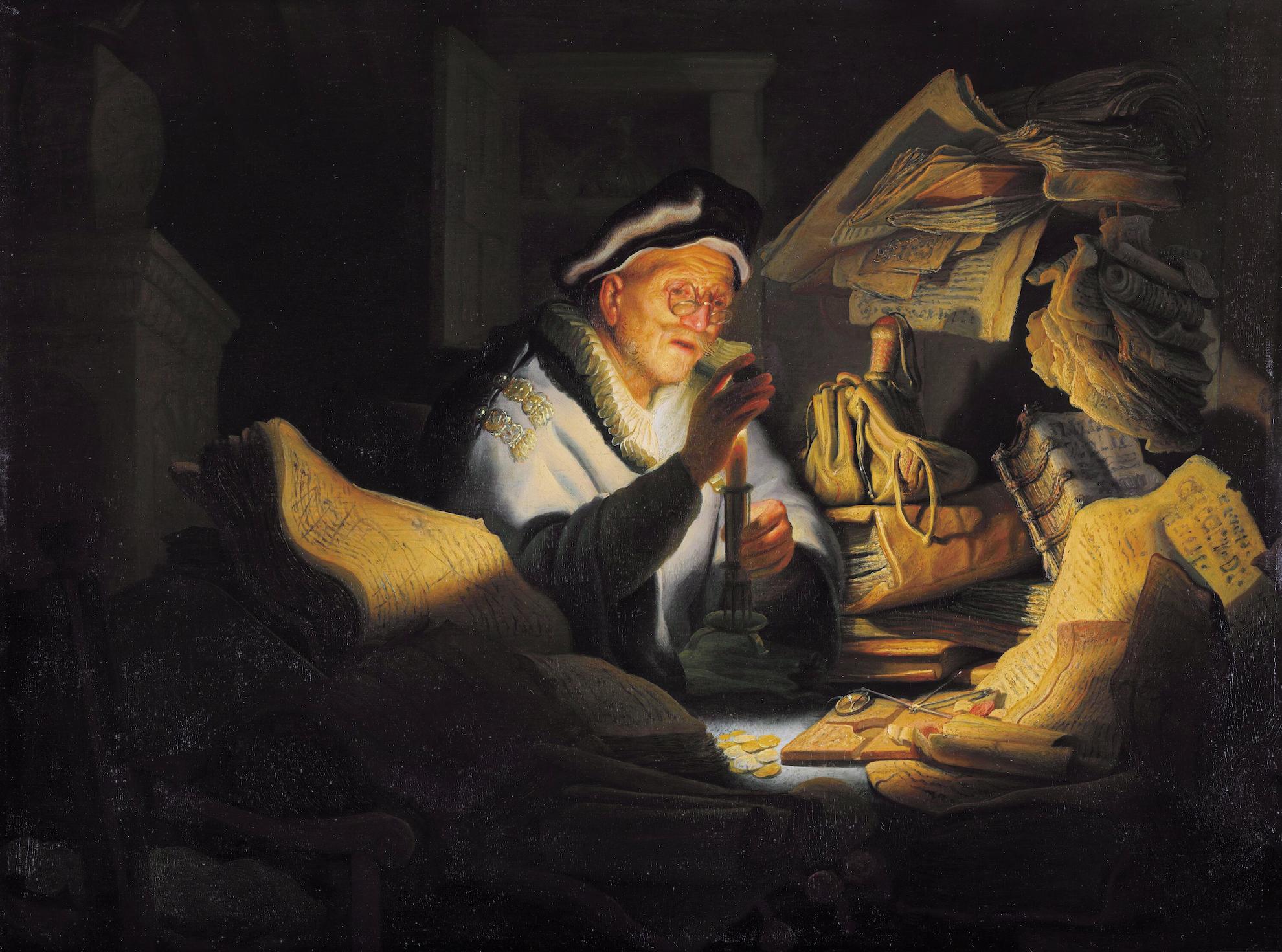 Pfandkredit: Im frühen Mittelalter